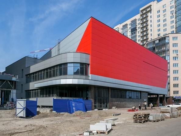 Фото Жилой комплекс Офисно-деловой центр БИЗНЕС ПОРТ, SKY SEVEN, Ход строительства 28 августа 2018