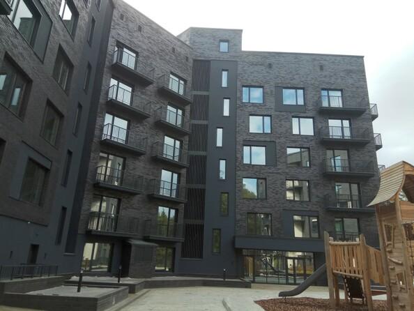 Фото Жилой комплекс Эко-квартал Flora&Fauna (Флора и Фауна), блок В, Ход строительства июнь 2019