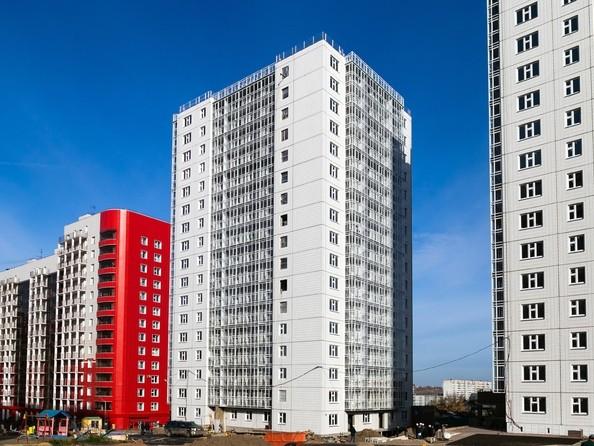 Фото Жилой комплекс НОВОНИКОЛАЕВСКИЙ ж/к, 2 дом, 3 стр, Ход строительства 9 октября 2018
