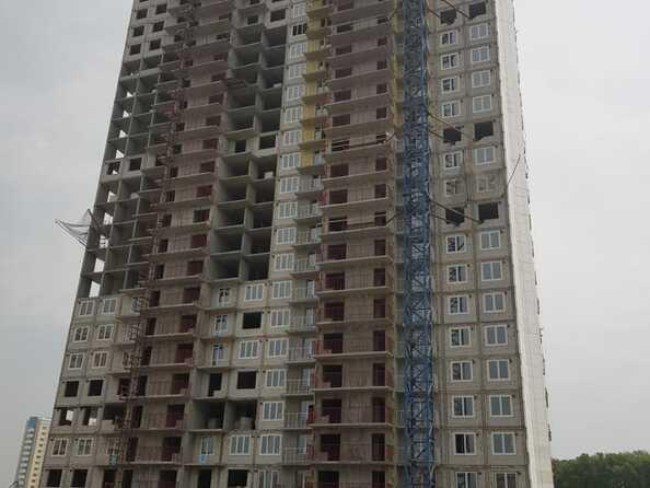 Фото Жилой комплекс МАТРЕШКИН ДВОР 105, дом 2, 1 этап, Ход строительства август 2019