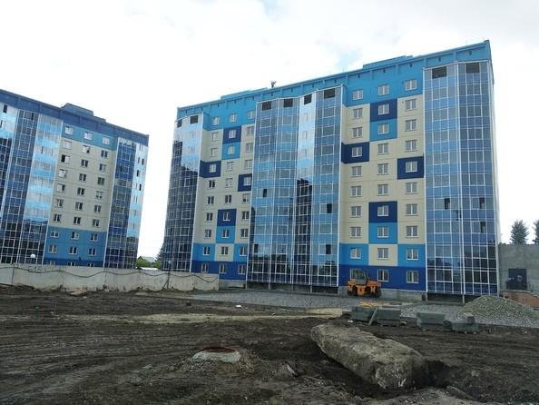 Фото Жилой комплекс СОФИЙСКИЙ КВАРТАЛ, дом 2 (Троллейная,1), Ход строительства июнь 2019