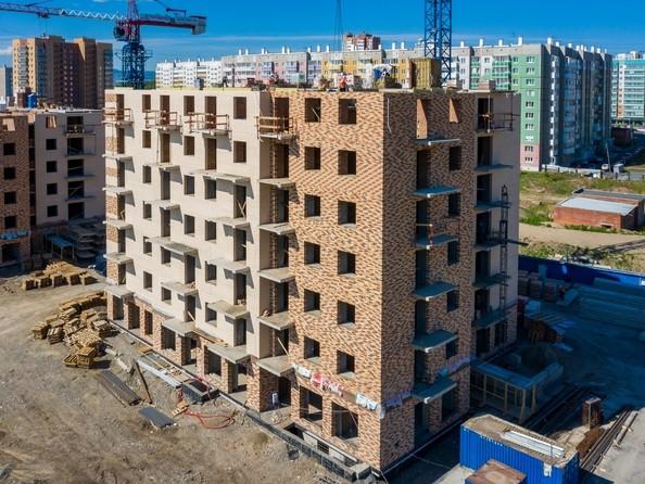 Фото Жилой комплекс Арбан SMART (Смарт) на Шахтеров, д 1, Ход строительства 9 июня 2019