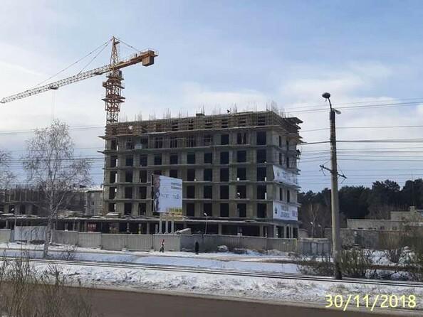 Ход строительства 30 ноября 2018