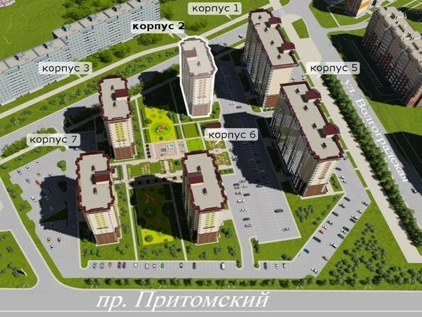 Картинки Жилой комплекс ЦВЕТНОЙ БУЛЬВАР, дом 18, корпус 2
