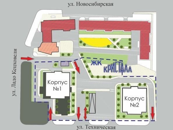 Картинки Жилой комплекс КРИСТАЛЛ, корпус 1