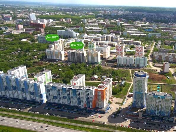 Картинки Жилой комплекс КЕМЕРОВО-СИТИ, 37, б/с 4,5