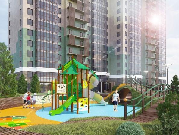 Картинки Жилой комплекс Green Park (Грин Парк)