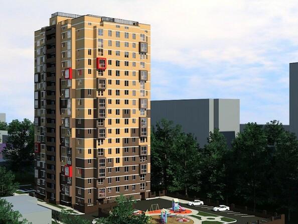 Картинки Жилой комплекс Сибирская, 80