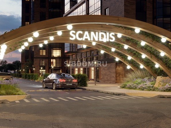 Картинки Жилой комплекс SCANDIS (Скандис), дом 7