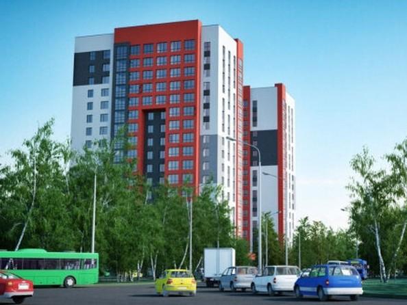 Продам 1-комнатную, 36.8 м2, Юрина ул, 168К. Фото 3.