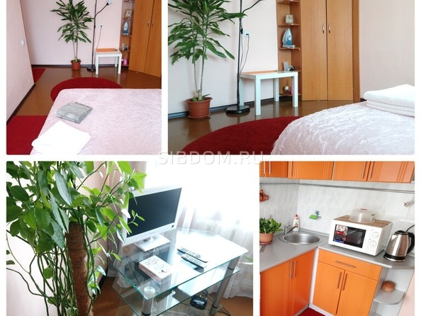 Сдам посуточно в аренду 1-комнатную квартиру, 31 м², Барнаул. Фото 1.