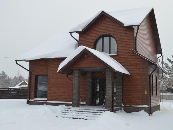 Продам коттедж, 154 м², Борзовая Заимка. Фото 1.