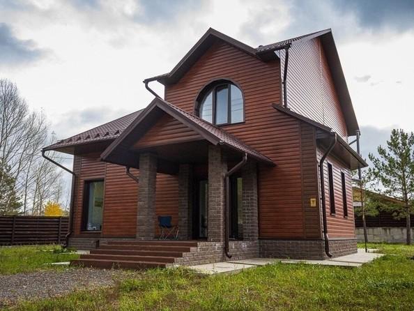 Продам коттедж, 154 м², Борзовая Заимка. Фото 2.