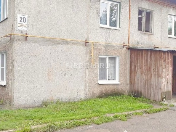 Продам 2-комнатную, 30.7 м², Дорожная ул, 20. Фото 4.
