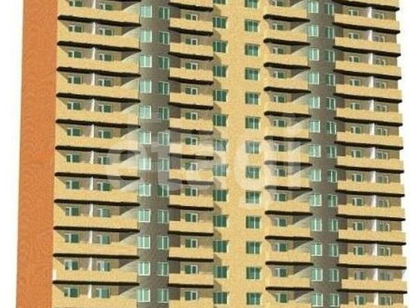 Продам 1-комнатную, 42.87 м2, . Фото 3.