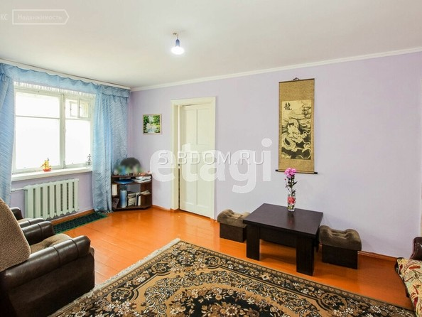 Продам 2-комнатную, 42.4 м2, Чайковского ул, 18. Фото 2.