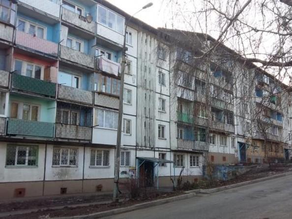 Продам секционку, 17.5 м2, Рябикова б-р, 16а. Фото 1.