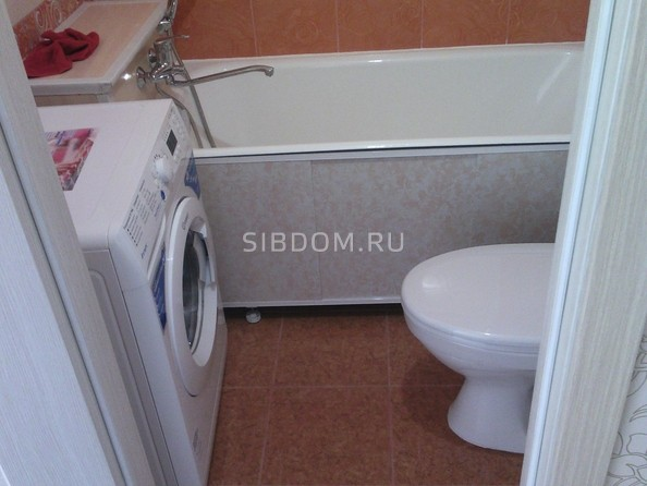 Сдам в аренду 1-комнатную квартиру, 34 м2, Новосибирск. Фото 6.