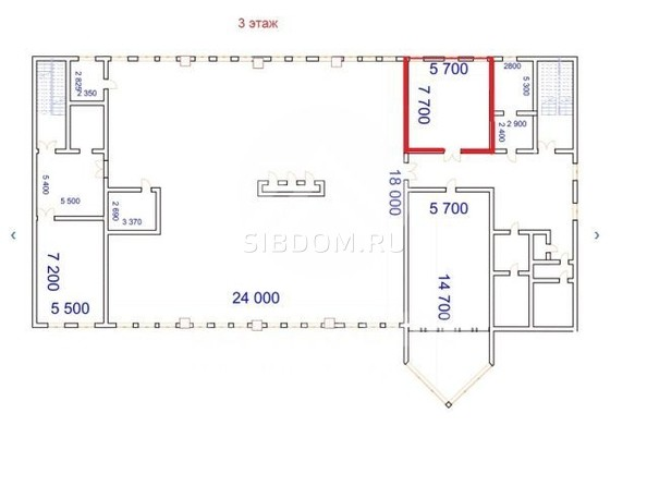 Сдам офис, 43.89 м², Серебряное озеро ул. Фото 2.