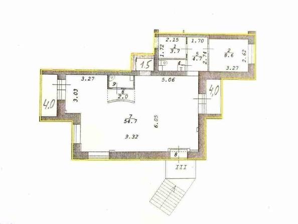 Сдам помещение свободного назначения, 78 м², Киевская ул. Фото 5.