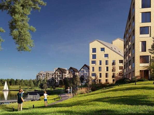 Продам 2-комнатную, 48.62 м², Akadem Klubb, дом 1. Фото 3.