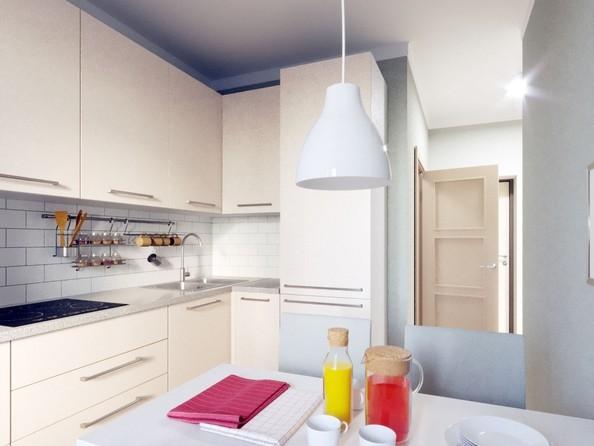 Продам 1-комнатную, 36.77 м², ЕНИСЕЙСКИЙ, дом 1. Фото 1.