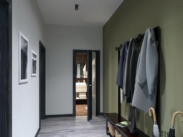Продам 2-комнатную, 57.85 м², ЕНИСЕЙСКИЙ, дом 1. Фото 5.