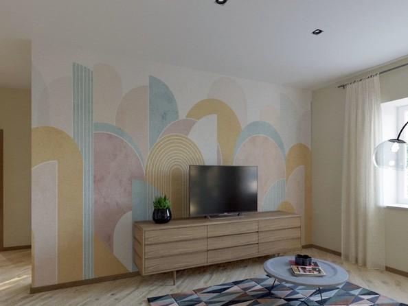 Продам 2-комнатную, 61.61 м², ЕНИСЕЙСКИЙ, дом 1. Фото 2.