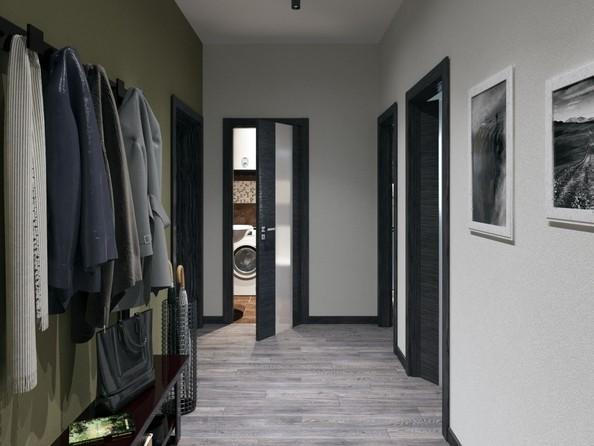 Продам 2-комнатную, 60.52 м², ЕНИСЕЙСКИЙ, дом 1. Фото 7.